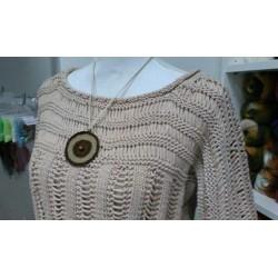 SELJA lányka és női pulóver mintaleírása