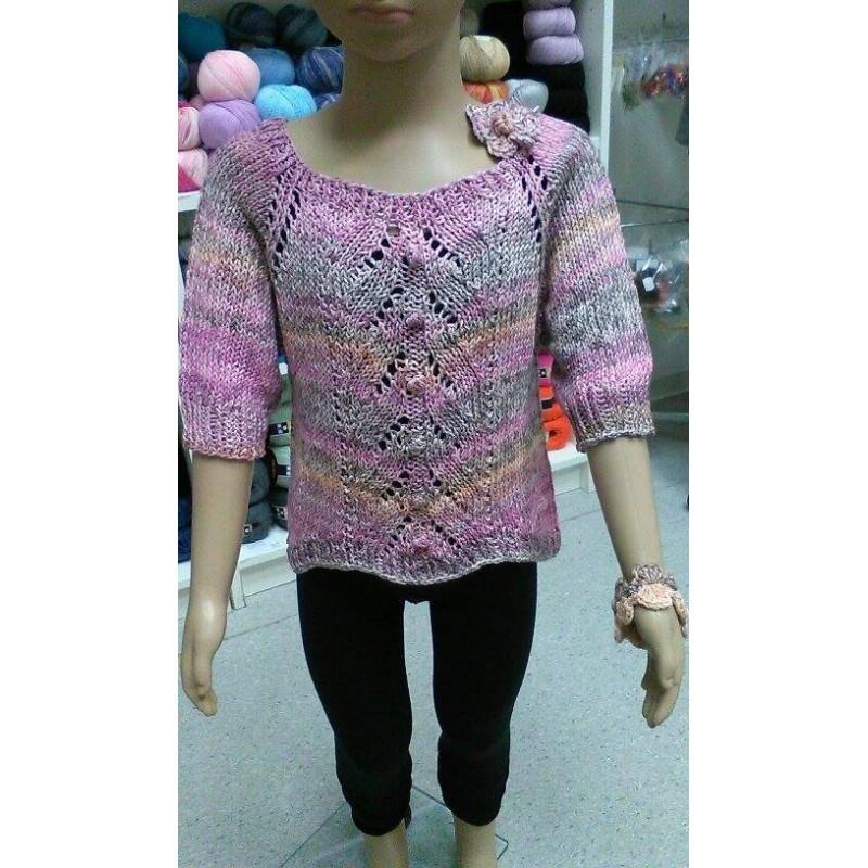 ADELA kislány pulóver mintaleírása. Loading zoom 0d9c651417