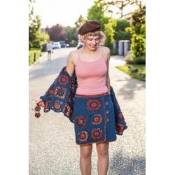 Winona horgolt női kosztüm