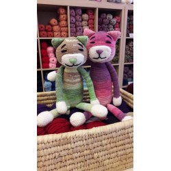 Batik cica