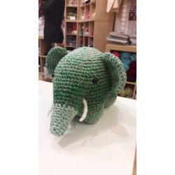 Ami horgolt elefánt