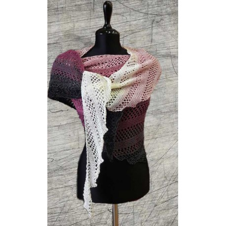 Waimea kötött női sálkendő