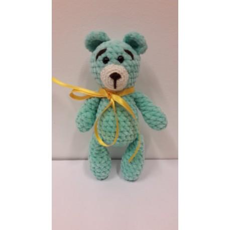 Little Bear horgolt maci figura