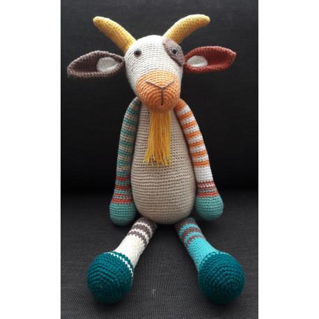 Kelen, a kecske