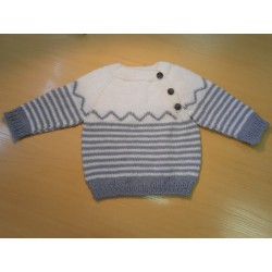 Kelron fiú pulóver