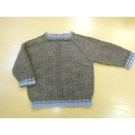 Kende pulóver mintaleírása