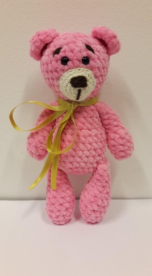 Rózsaszín LittleBear maci