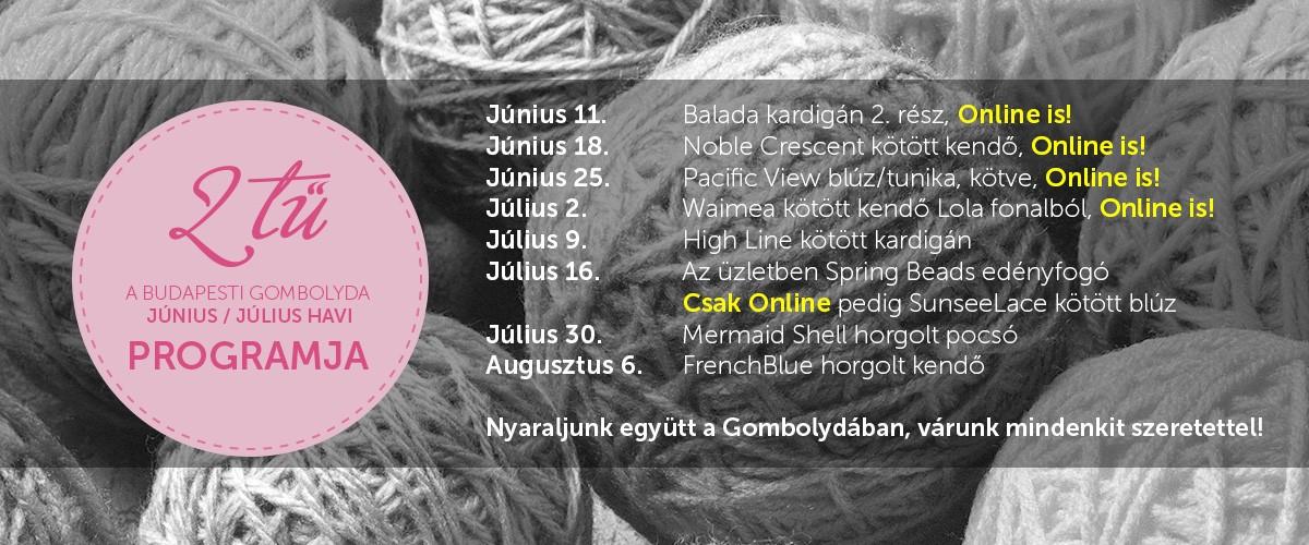 Nyaraljunk együtt a Gombolydában